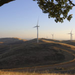 Vasco Wind Energy Center Dedication in Livermore, California on May 31, 2012