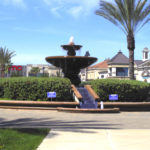 Streets of Brentwood Fountain