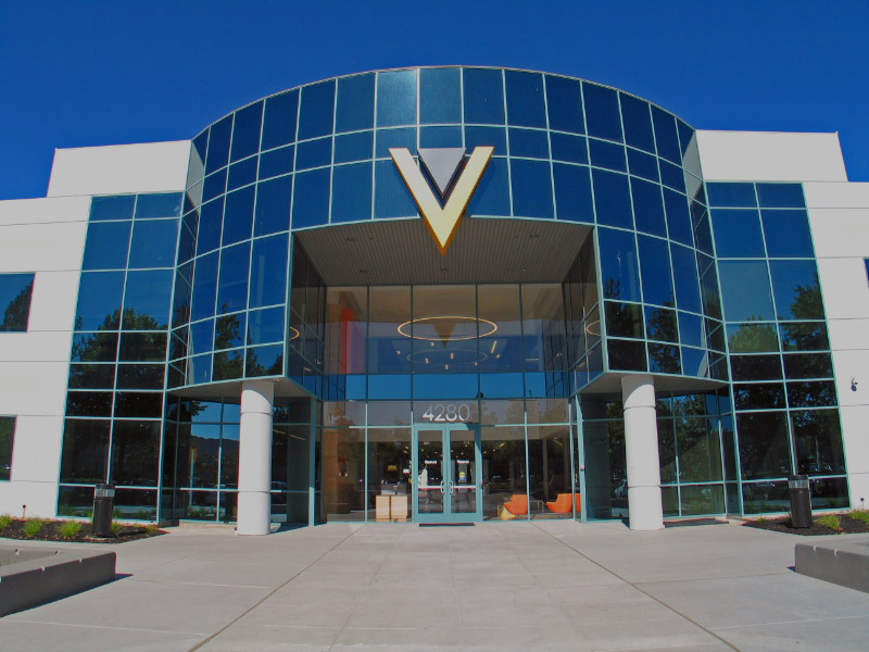Veeva headquarters entrance