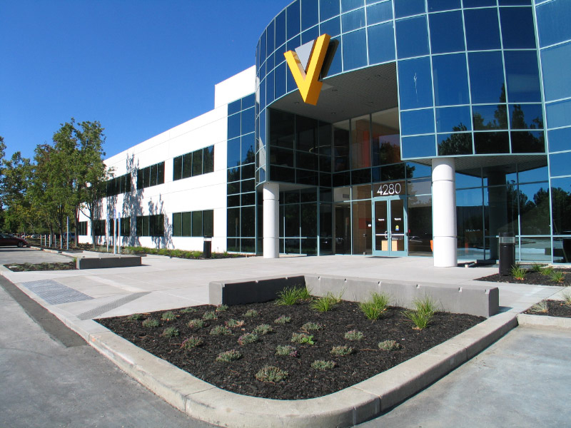 front of veeva headquarters