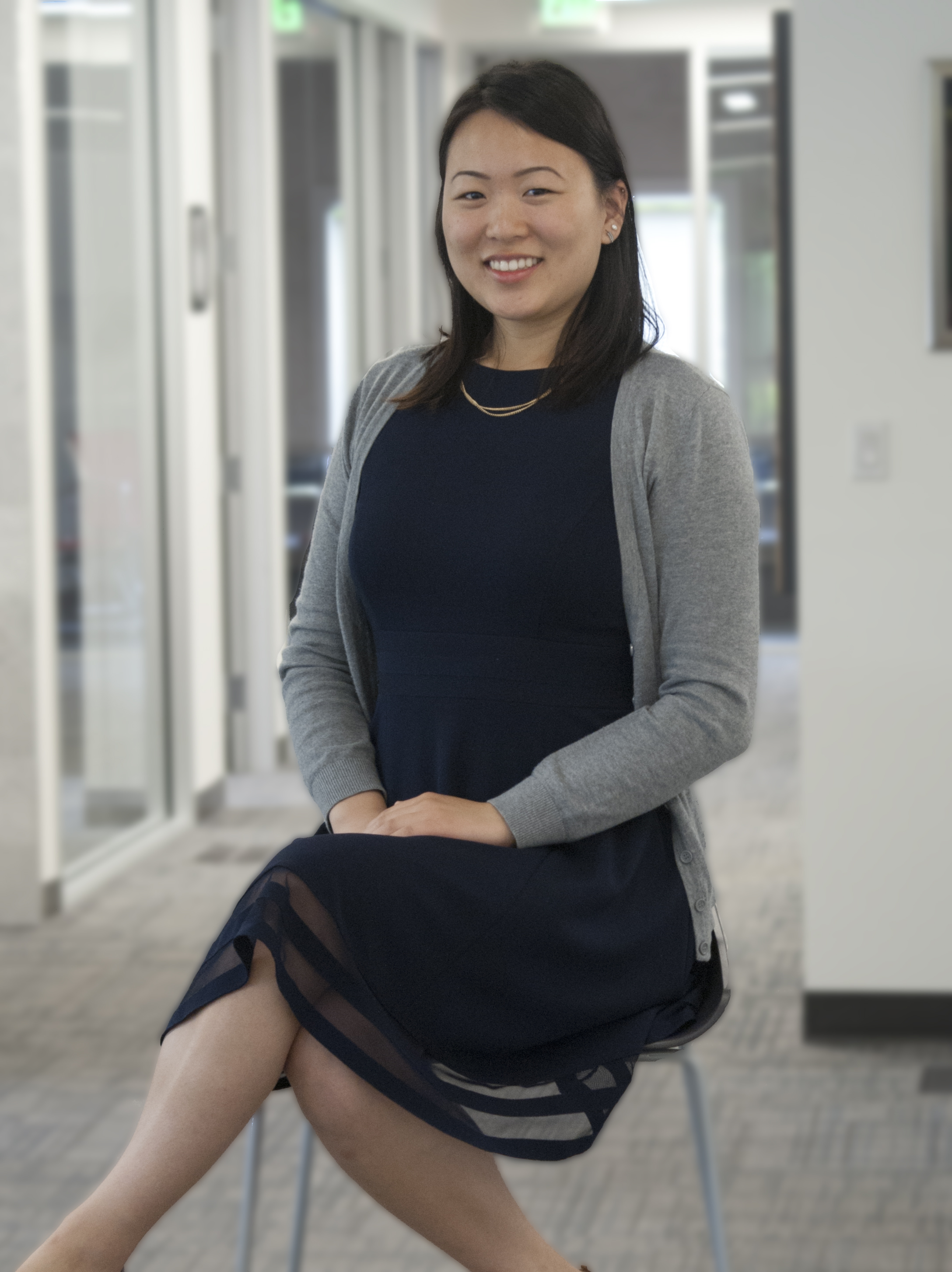 dk Engineering staff member Lillian Xie headshot